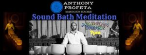 SOUND BATH Meditation @ Aquarian Dreams | Indialantic | FL | United States