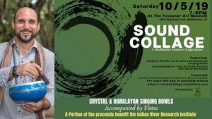 Sound Collage 2: A Meditative Concert Experience @ Foosaner Art Museum   Melbourne   FL   United States