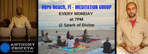 Monday Group Meditation @ Spark of Divine, LLC | Vero Beach | FL | United States