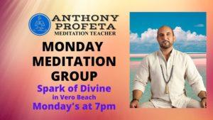 Monday Meditation Group @ Spark of Divine, LLC | Vero Beach | FL | United States