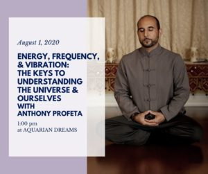 Energy, Frequency & Vibration: The Keys to Understanding the Un @ Aquarian Dreams | Indialantic | FL | United States