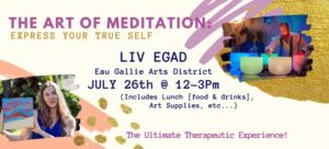 The ART of Meditation: Ultimate Therapeutic Experience