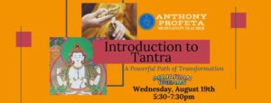 Introduction to Tantra: The Powerful Path of Transformation @ Aquarian Dreams | Indialantic | FL | United States