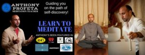 Modern Day Mindfulness with Anthony Profeta @ Inside Out Yoga | Winter Haven | FL | United States