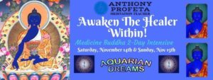 Awaken The Healer Within @ Aquarian Dreams | Indialantic | FL | United States