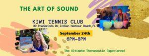 The ART of Sound @ Kiwi Tennis Club   Indian Harbour Beach   FL   United States