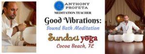 GOOD Vibrations: Sound Bath Meditation