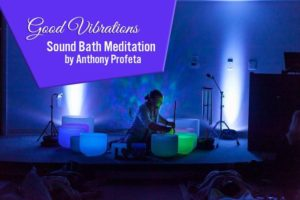 Good Vibrations: Sound Bath Meditation @ The Chacana Spiritual Center | Melbourne | FL | United States