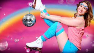Roller Skate Party....you better skate bitch! @ Funtown Melbourne Fl | Melbourne | FL | United States