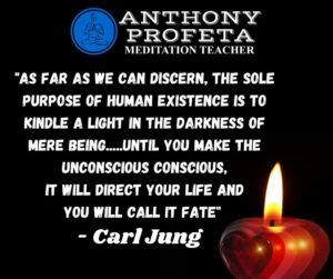 Carl Jung Quote Shadow self Darkness